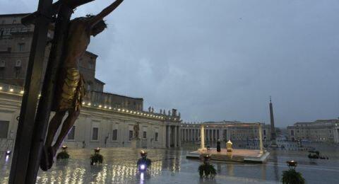 New Normal Corona di Vatikan, Basilika Santo Petrus Vatikan Dibuka