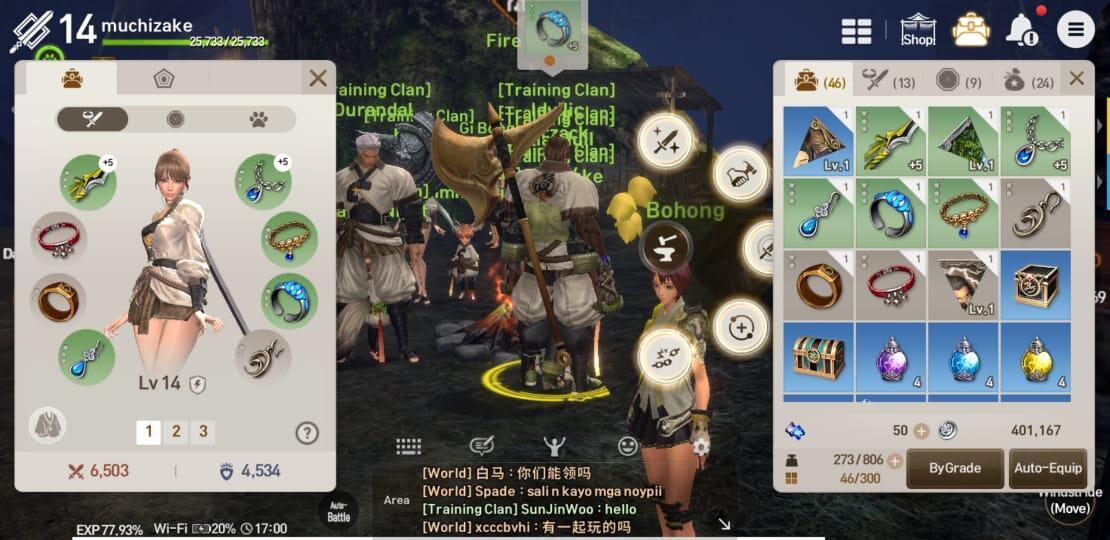 [REVIEW] Blade & Soul Revolution, Game Adaptasi PC tetap Memukau untuk Smartphone