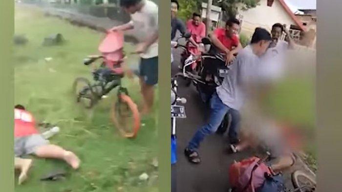 Viral Bocah Penjual Gorengan Dibully Pria 26 Tahun, Bikin Tensi Naik