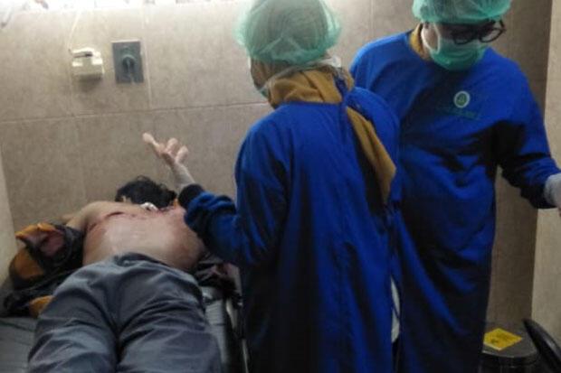 Bergerombol Bawa Sajam, Geng Motor Bacok Remaja di Pamulang