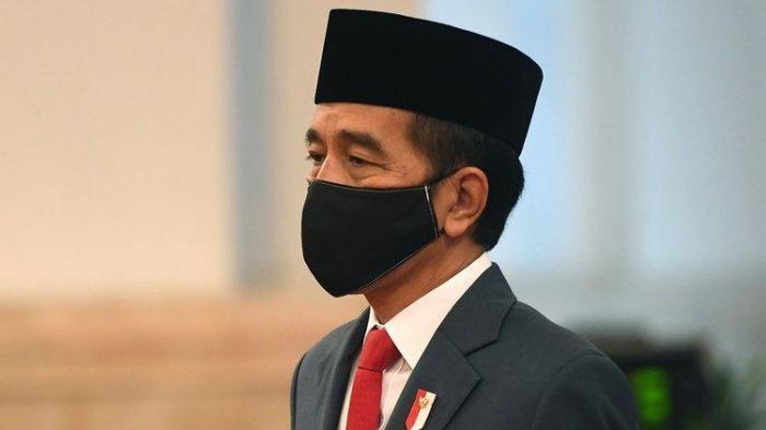 Pasar Ramai di Tengah Pandemi, Jokowi: Tak Masalah Selama Ikuti Protokol Kesehatan