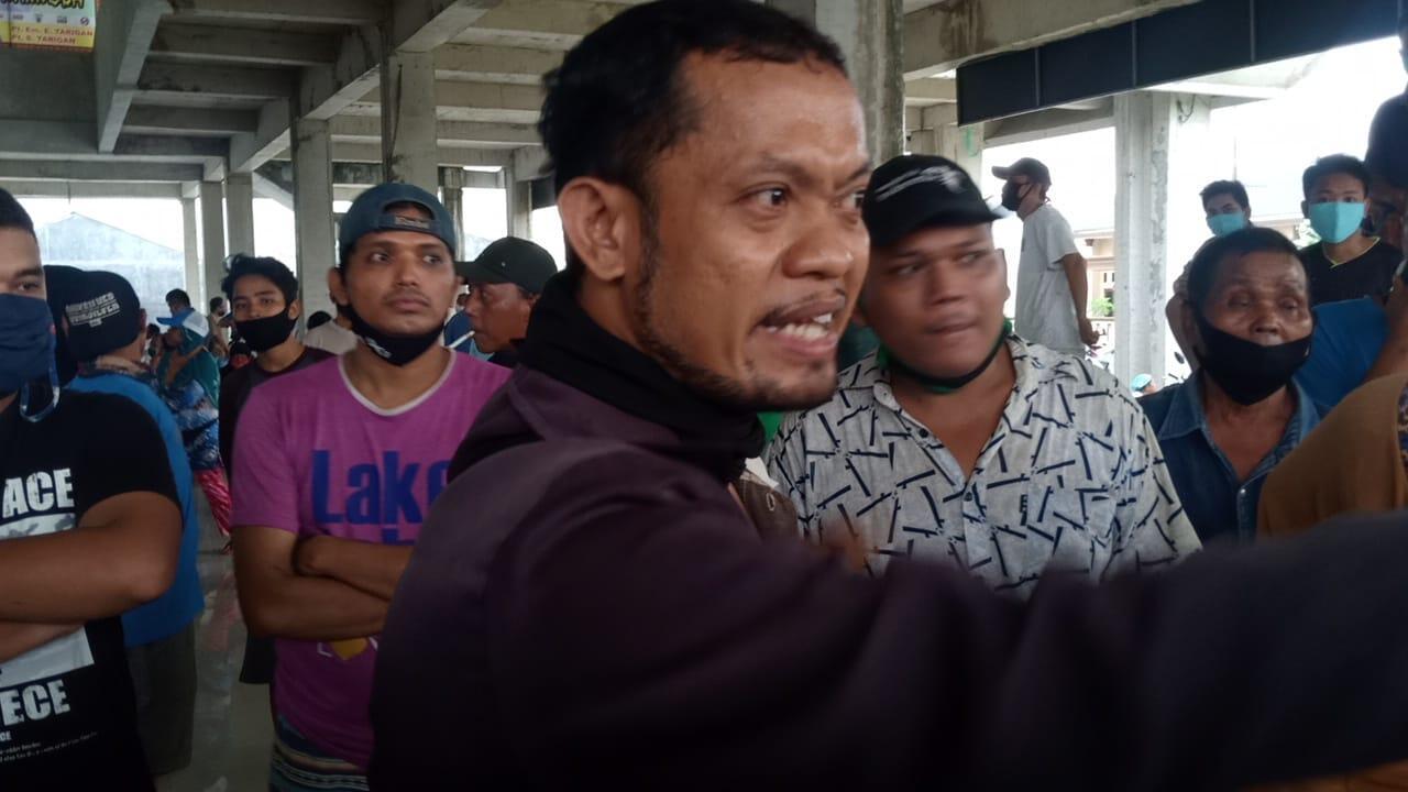 Warga Kota Medan Mengamuk Karena Tidak Dapat Bantuan Akibat Corona
