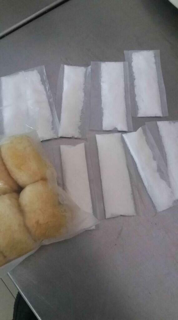 Bubuk Gula Putih Dikemas Mirip 'NARKOBA', Kurir Pengantar Donat Ini Kena Masalah !
