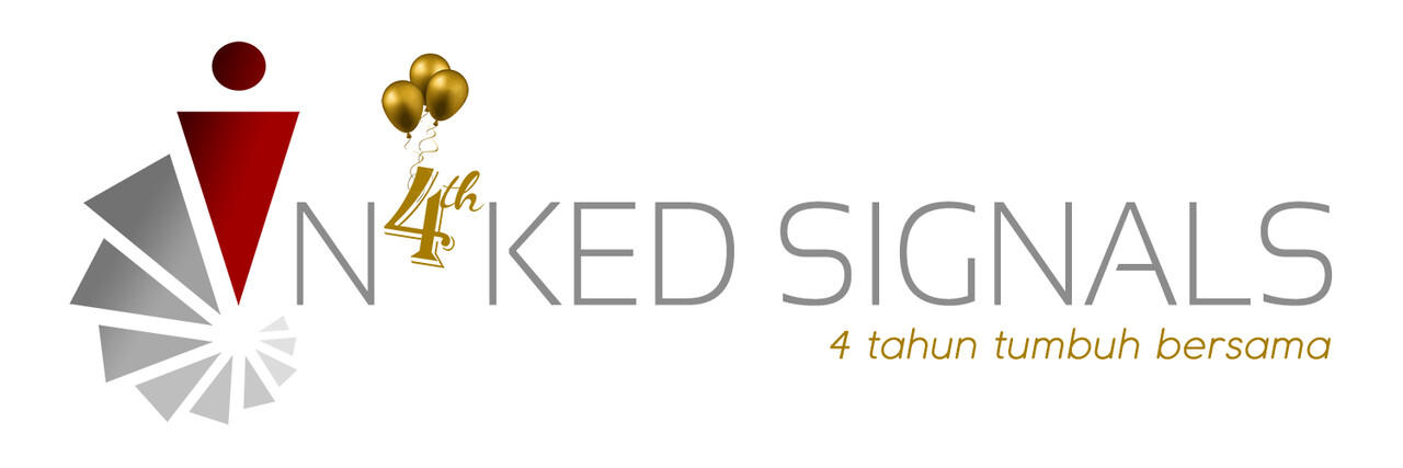 Anniversary Naked Signals 🎂