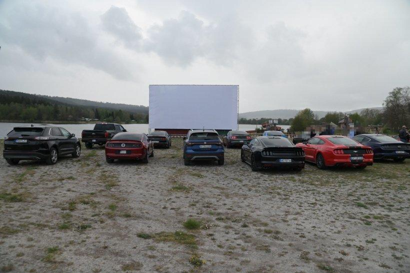 Di Tengan Corona , Provinsi Thuringia Jerman Memperkenalkan Bioskop Drive-In.