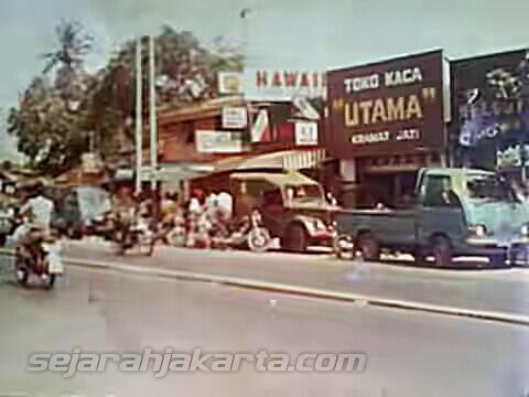 Kisah Unik Dibalik Nama Kramat Jati,Perkampungan Legendaris Disebelah Timur Jakarta