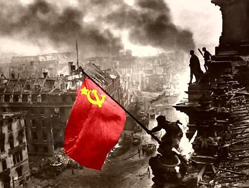 Apa Yang Akan Terjadi Jika NAZI Memenangkan Perang Dunia Dua ?