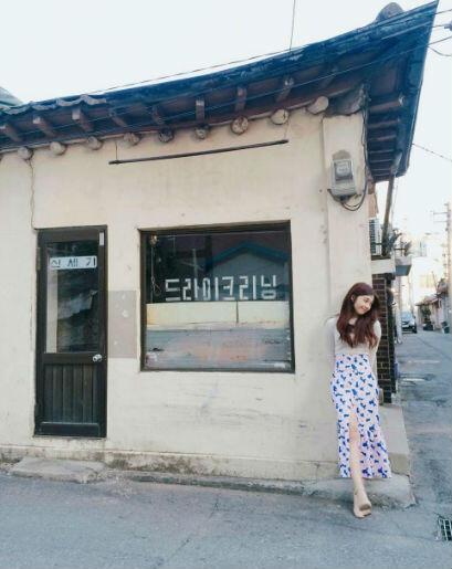 9 OOTD Eunji Apink Yang Pas Banget Buat Hangout