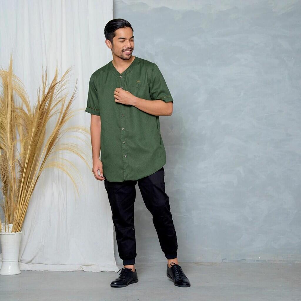 Inspirasi Mix and Match Baju Lebaran Saat Harus #DiRumahAja