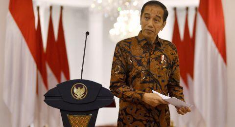 Masyarakat Mulai Berburu Baju Lebaran, Ini Kata Presiden Jokowi