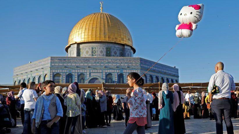 Kabar Gembira, Masjid Al Aqsa Dibuka Lagi Setelah Libur Idul Fitri