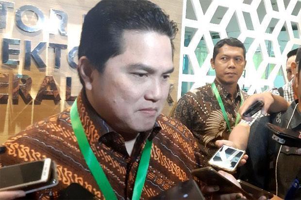 Erick Thohir Minta BUMN Turun Tangan Stabilkan Harga Pangan