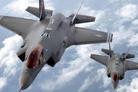 F-35 Jatuh di Florida, Kecelakaan Pesawat Kedua di Eglin dalam 5 Hari