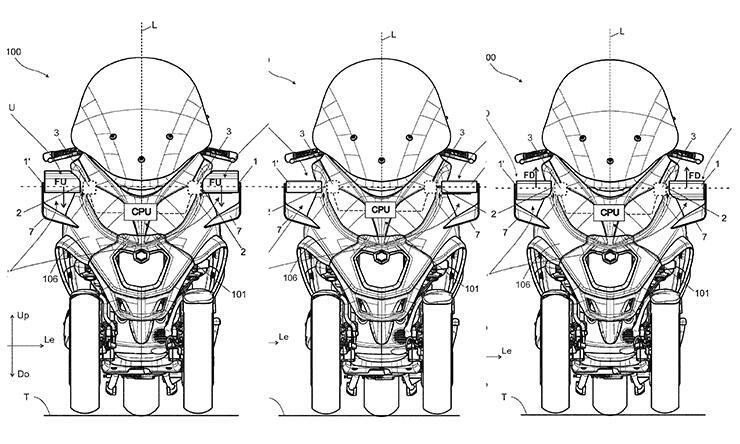 Motor Matic Rasa MotoGP, Lihat Aja Ada Ada Fitur Canggih Ini