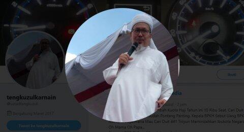 Tengku Zul Kaitkan Malam Takbiran dengan Ultah PKI, Warganet: Please Deh!