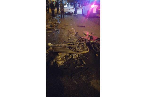 Dua Ormas Bentrok di Bekasi, Empat Motor Dibakar Massa