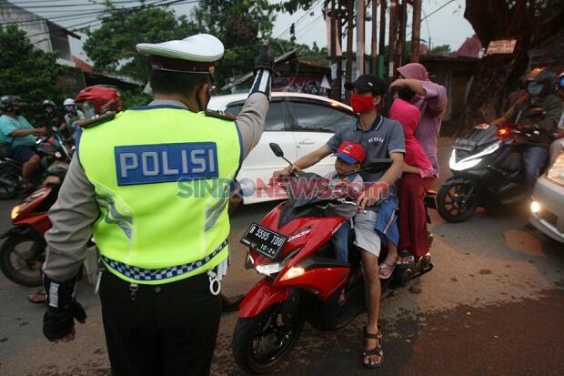 Mulai Hari Ini Pengendara Harus Punya SIKM untuk Bermobilitas di Jakarta