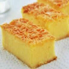 Ayo Bikin Cake Tape Keju, Alternatif Pengisi Perut!