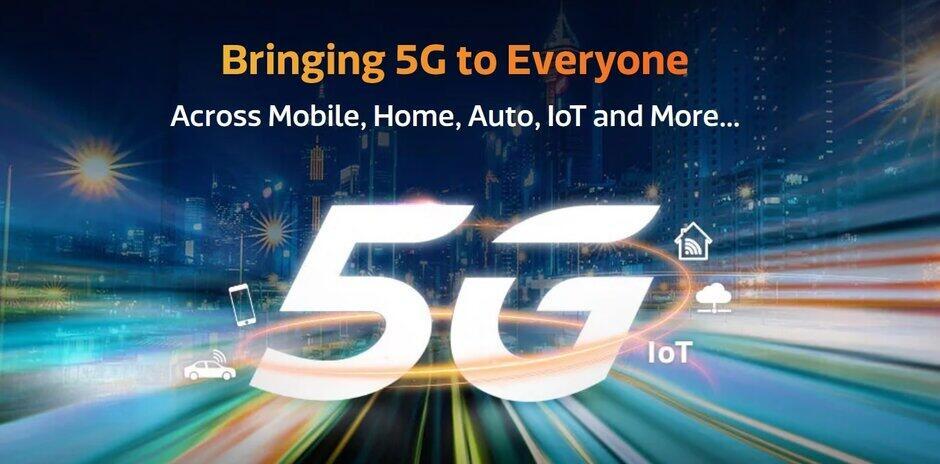 MediaTek Akan Dukung 5G Smartphone Baru Milik Huawei