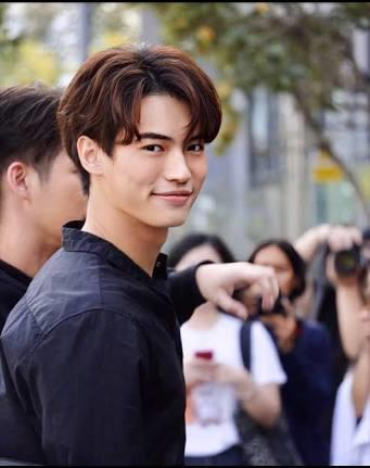 Aktor muda ini mirip Kai Exo