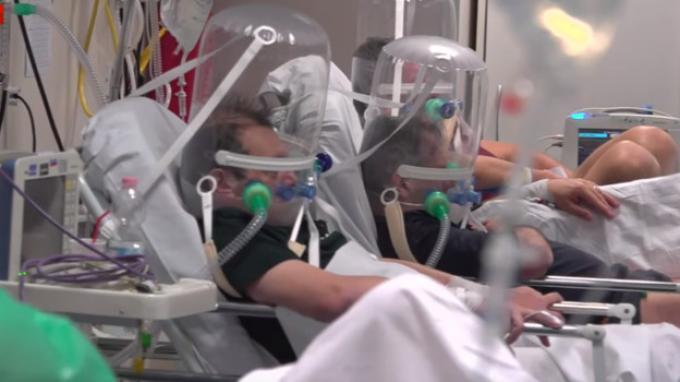 Menyakitkan untuk Pasien COVID-19! Beginilah Cara Kerja Ventilator