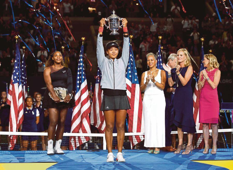 Naomi Osaka : Atlet Wanita Dengan Bayaran Tertinggi Di Dunia