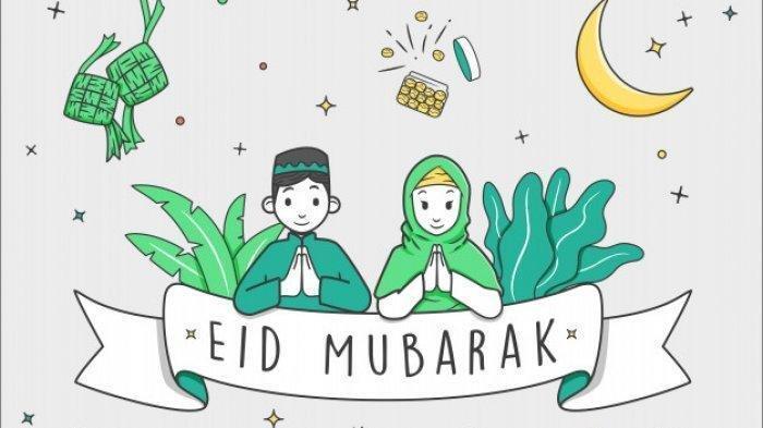 Selamat Hari Raya Idul Fitri #19 ( 1 Syawal 1441H / 2020 )