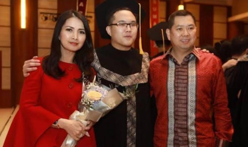 Anak Hary Tanoe Selamatkan Lelang Motor Jokowi dari Pemenang Tipu-tipu