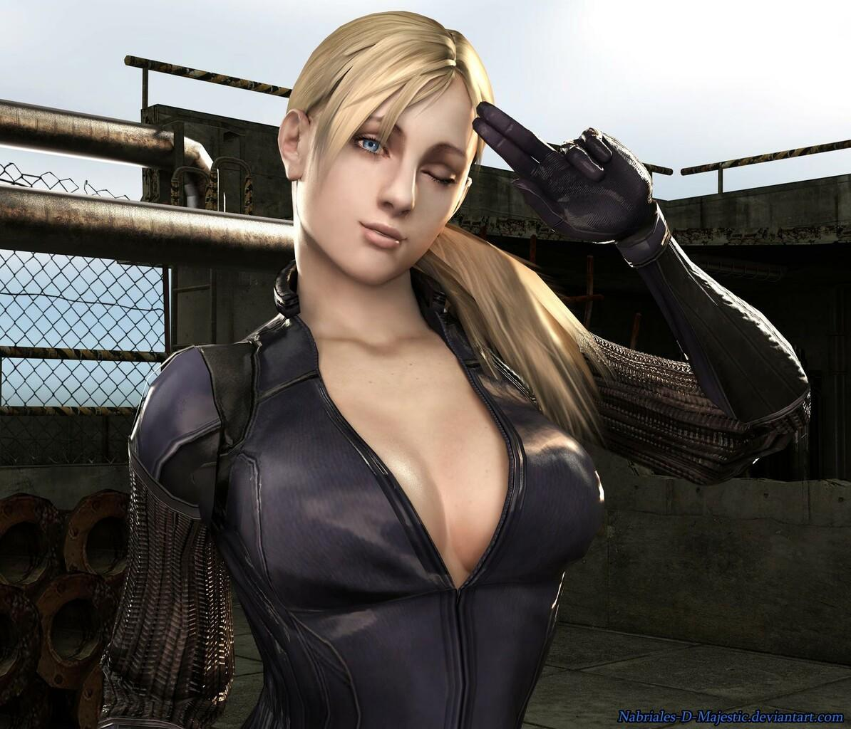 Karakter RE Wanita Terfavorit versi SMERSH64