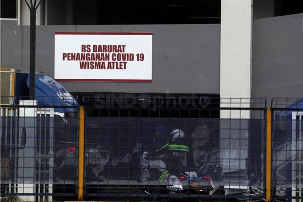 1.936 Pasien Covid-19 Dirawat di RSD Wisma Atlet Dinyatakan Sembuh