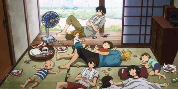 Anime komedi nyantai yang cocok ditonton saat ini