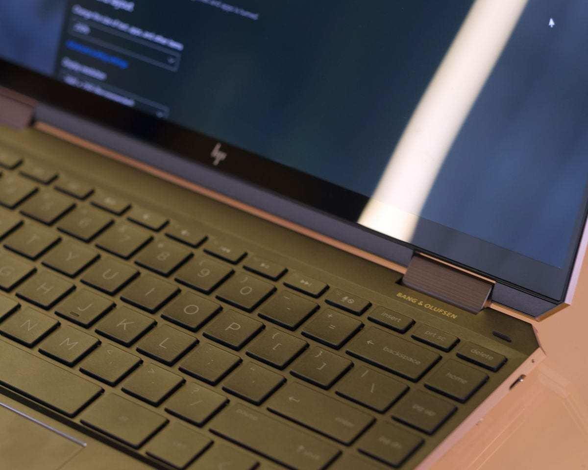 Review HP Spectre x360 13 (2019)
