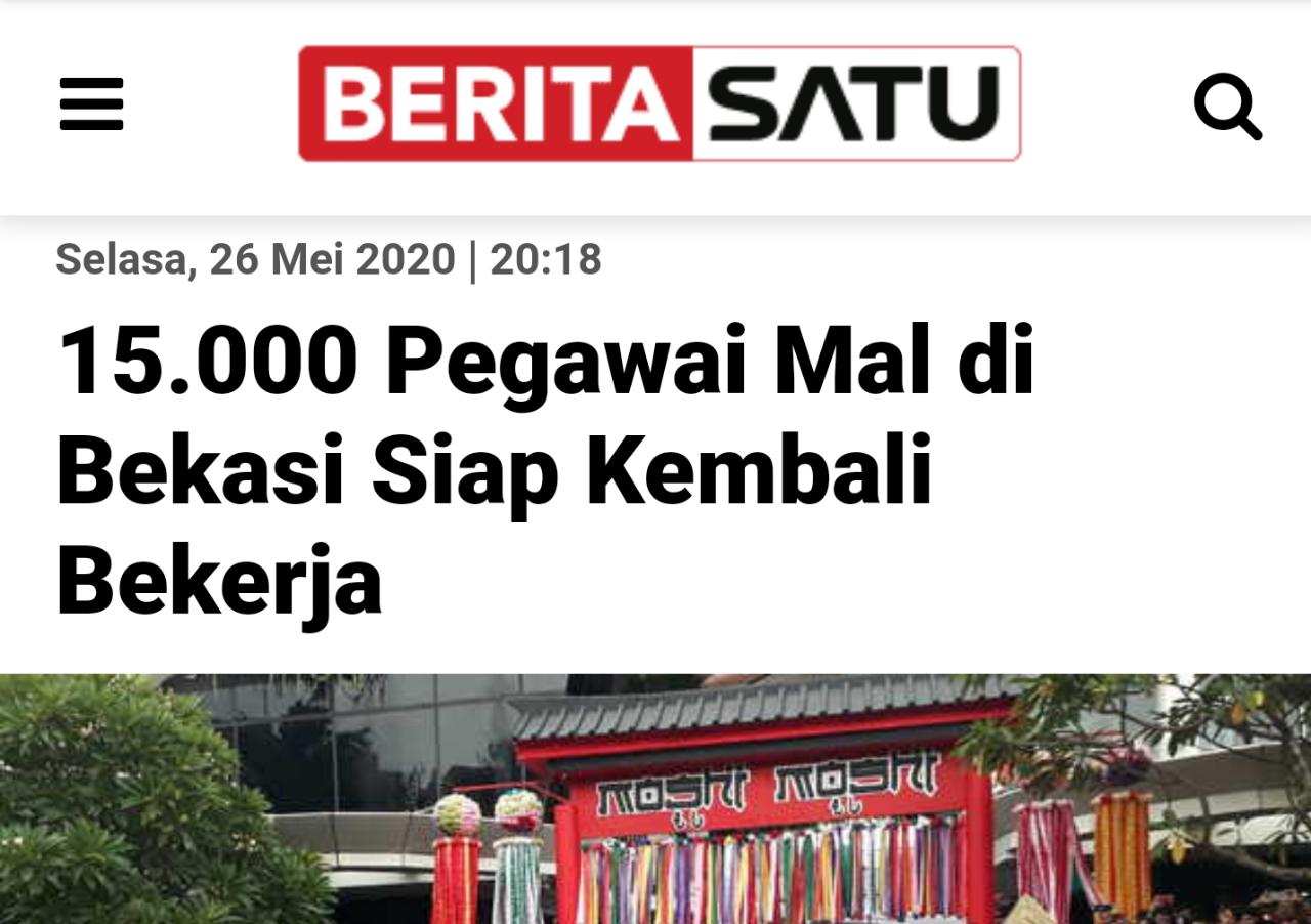 Corona Landai, Pemkot Bandung Minta New Normal Karena 15.000 Karyawan Mal Kena PHK