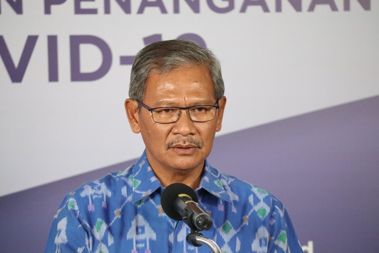 Yuri: Penambahan Kasus Positif COVID-19 Terbanyak Adalah Jawa Timur
