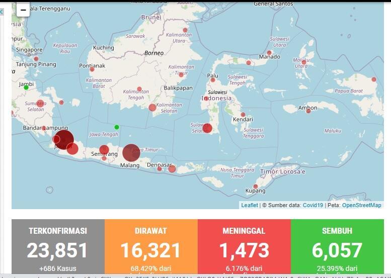 Bahaya! Jika Tak Hati-Hati Surabaya Bisa Jadi Seperti Wuhan Kata Tokoh Ini