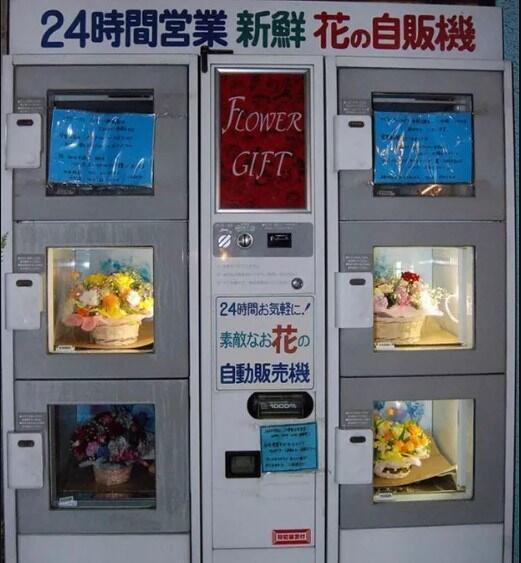 Dari nomer hp sampai daleman bekas, ini hal aneh yang dijual vending machine jepang.