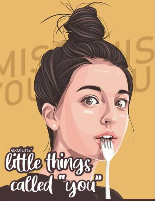 """Little things called """"You"""" [18+] [Based on true Story]"""