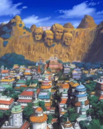 Ternyata Desa Konoha Ada Di Dunia Nyata