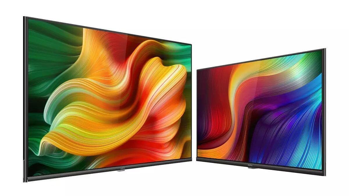 Smart TV baru dari Realme dengan Dukungan Smart Chipset dari MediaTek