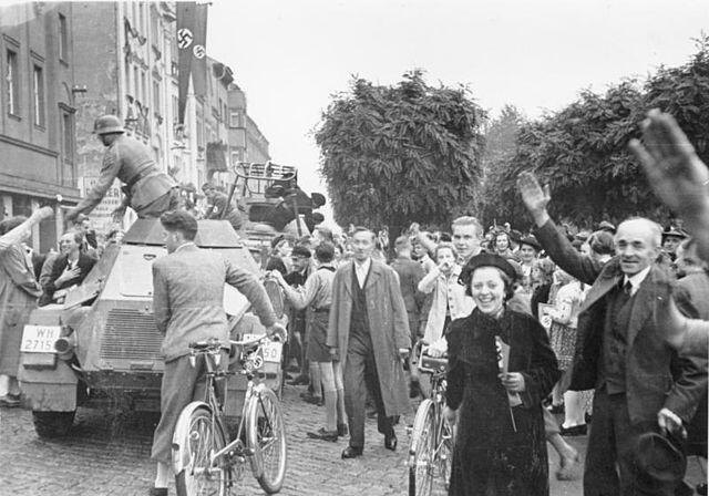 Perjanjian München 1938, Saat Inggris dan Perancis Gagal Mencegah Perang Dunia II
