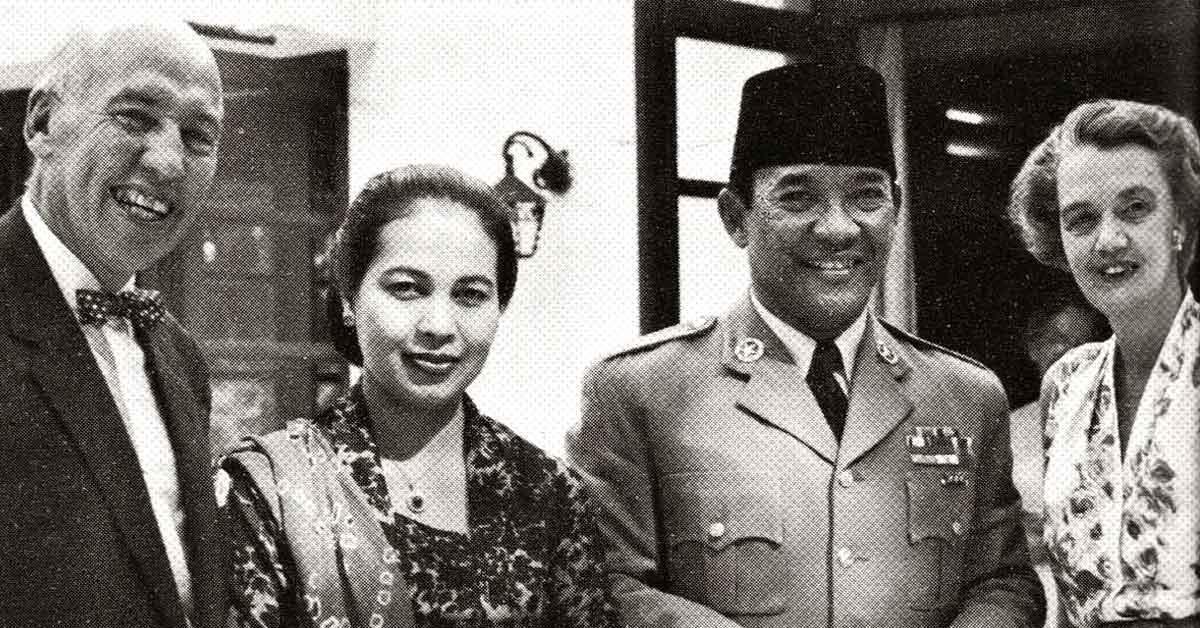 Hartini, Ibu Negara Yang Dibenci Dan Tidak Pernah Disukai