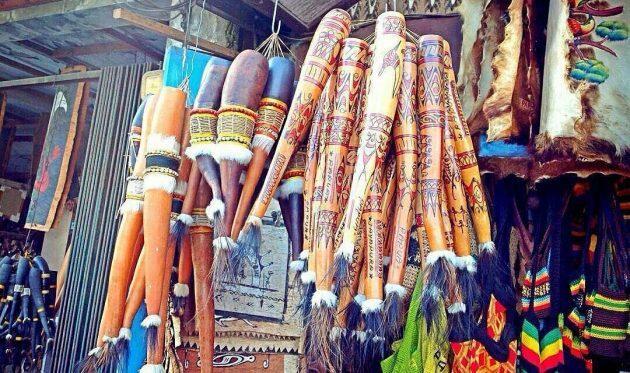 Mengenal Jenis Koteka, Penanda Kelas Sosial Suku Papua!