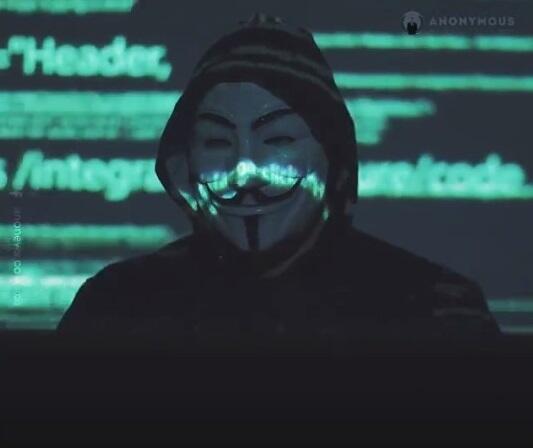 Anonymous Sampai Turun Tangan?
