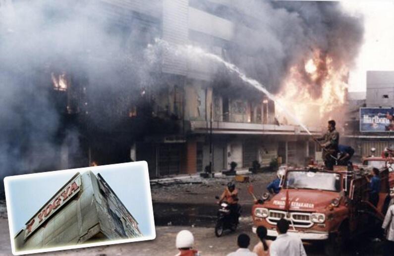 Curhatan Hantu Korban Kerusuhan Mei 98