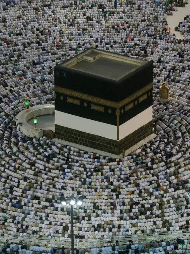 BREAKING NEWS: Ibadah Haji 2020 Ditiadakan
