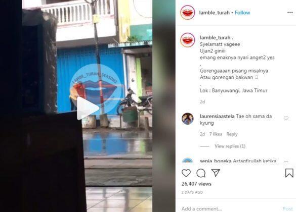 Viral Video Muda-mudi Gak Malu Ciuman di Pinggir Jalan