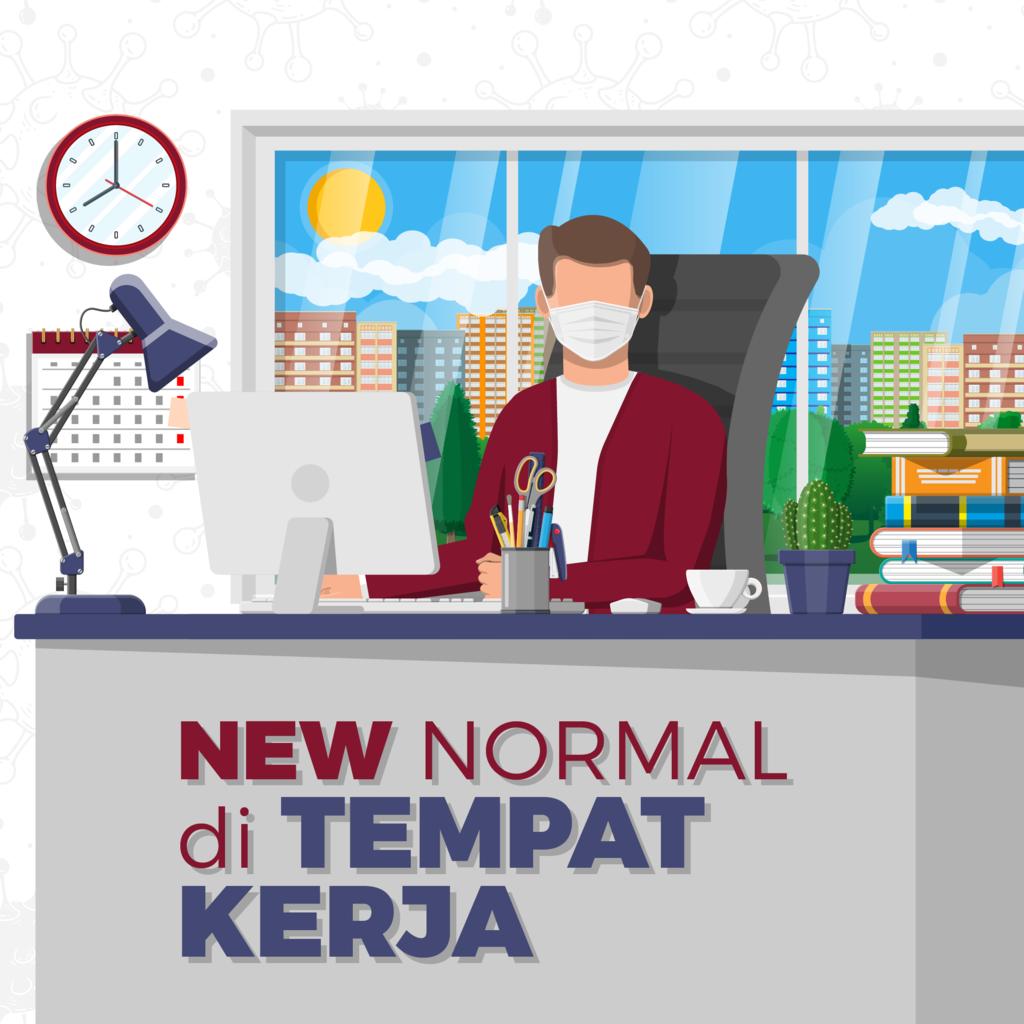 The New Normal Di Tempat Kerja