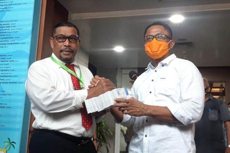 Dapat Obat Corona dari China, Gubernur Maluku: Ini Terbukti Sembuhkan Pasien di Wuhan
