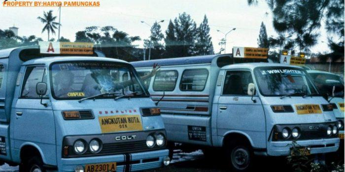Colt Bagong, Sang Legenda Mobil Pick Up Yang Menolak Punah
