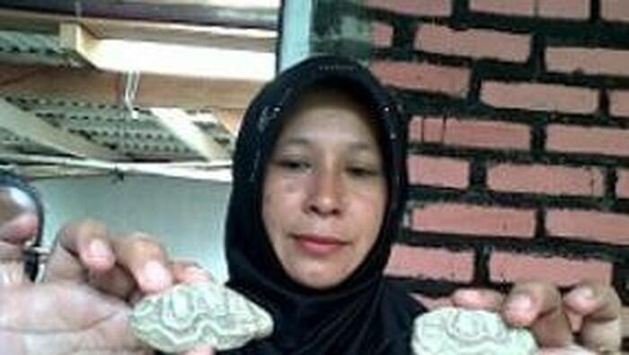 MasyaAllah! 5 Orang Ini Temukan Irisan Daging Berlafaz Allah dan Muhammad